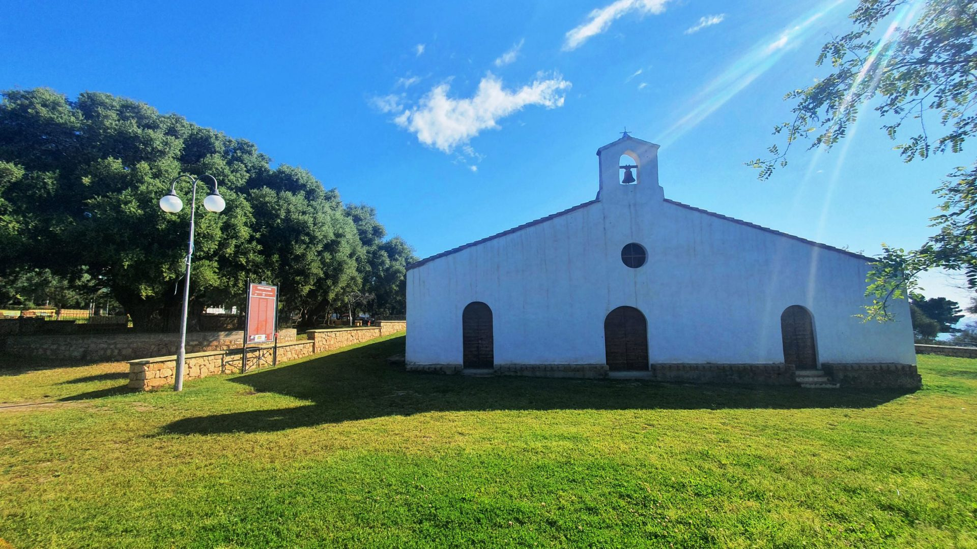 Chiesa di Santa Maria Navarrese